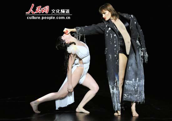 法国现代舞大师普雷洛卡成人版《白雪公主》