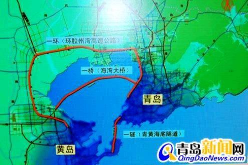 青岛地图高清图片大全