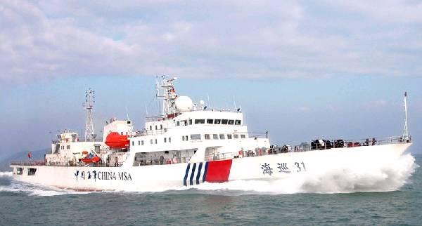 非武力回应南海争端 中方平静巡航宣示主权