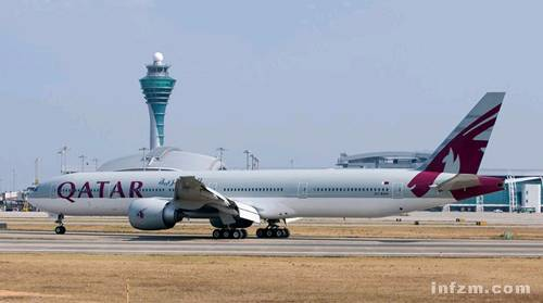 """""""油量门""""所涉卡塔尔航空同一机型飞机."""