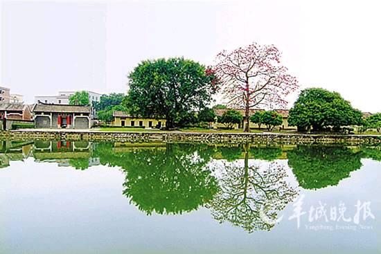 中评社广州讯 羊城晚报报道,国庆出游选择花都区的洪秀全故居
