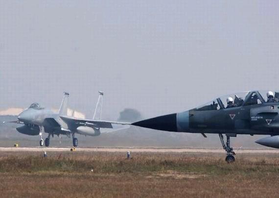 的第二起沙特军用飞机失事