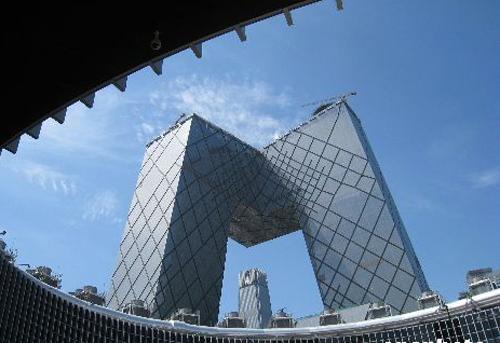 """從""""鳥巢""""到中央電視臺大樓,中國幾乎有一半的標志性現代建筑都是由"""