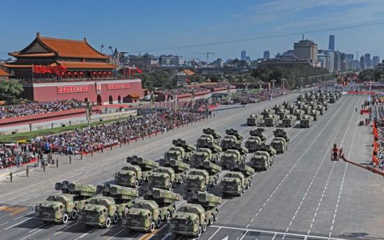 2009年國慶60周年大閱兵