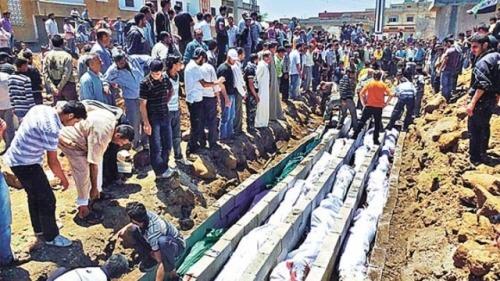 中评:胡拉惨案将成叙利亚局势的转捩点