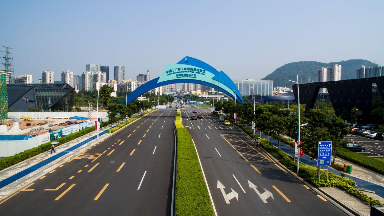 深圳野生动物园 桥