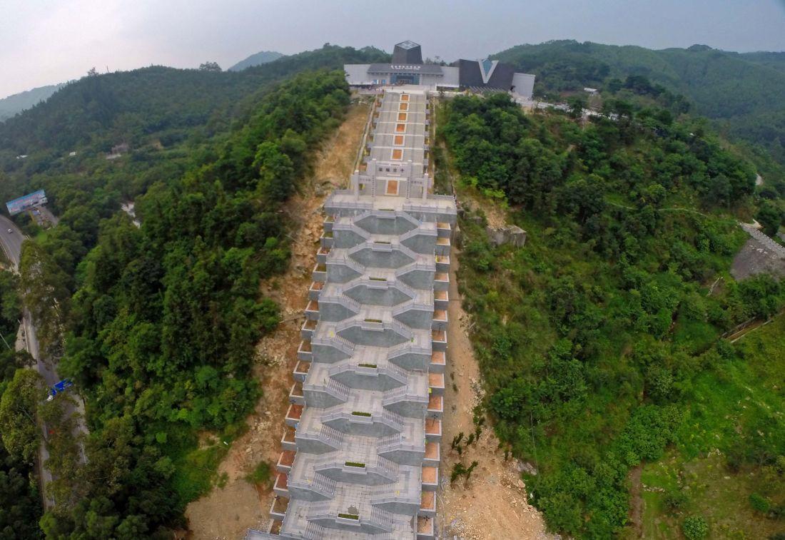 广西南宁昆仑关景区将於9月1日重新开放(图)