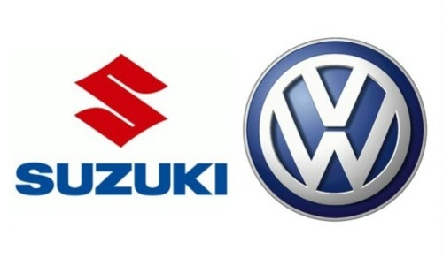 铃木将解除与大众汽车的合作关系