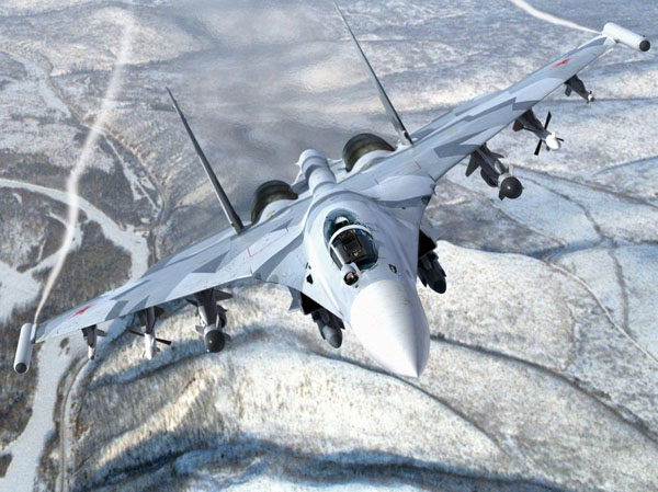 代战斗机项目t-50