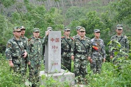 2008年10月,黑瞎子岛成为中俄4300多公里长的边界上最后完成勘界立桩