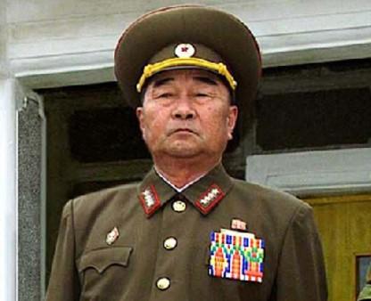 朝鲜人民军总参谋长金格植(网络图片)