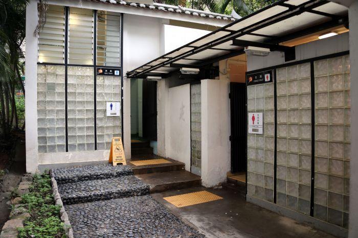 香港公厕文化面面观(组图二)