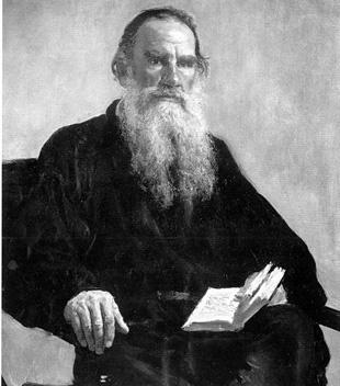 列夫·尼古拉耶维奇·托尔斯泰,俄国作家,思想家,19世纪末20世纪初最
