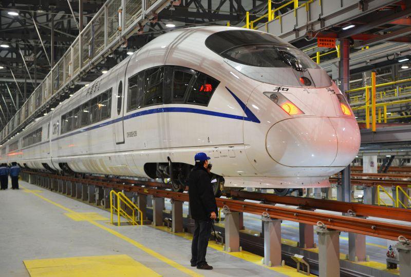 天津至秦皇岛高速铁路将于12月1日