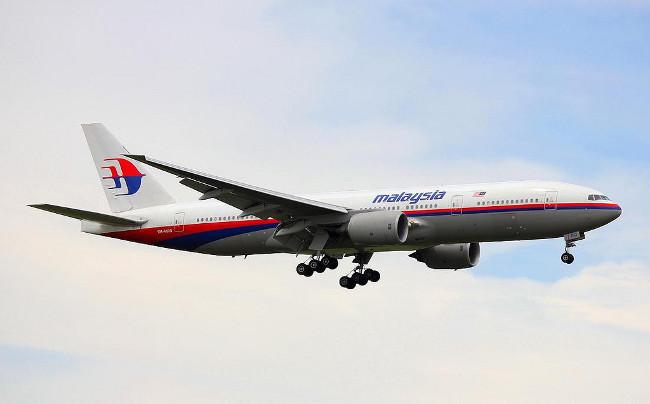 3月8日凌晨,马来西亚航空公司的mh370国际航班(一架波音777-200er飞机