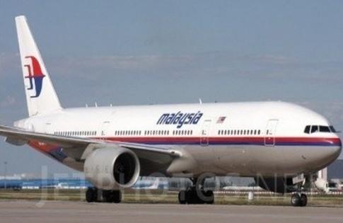 未坐马来西亚失踪航班