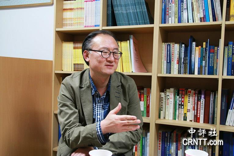 中国评论新闻:黄载皓:统一蓝图是韩国国内大