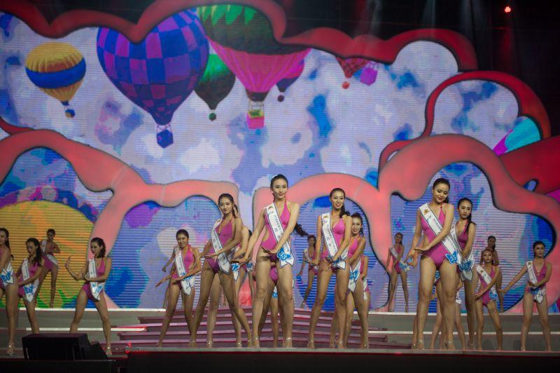 第26屆世界模特小姐大賽中國區冠軍出爐 - 亮麗 - 亮麗的博客