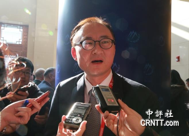 中国评论新闻:韩专家黄载皓:地区安全架构要有