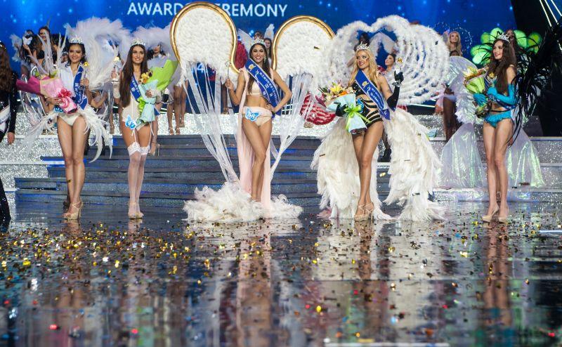 美國小姐榮獲世界模特小姐大賽總決賽冠軍 - 亮麗 - 亮麗的博客