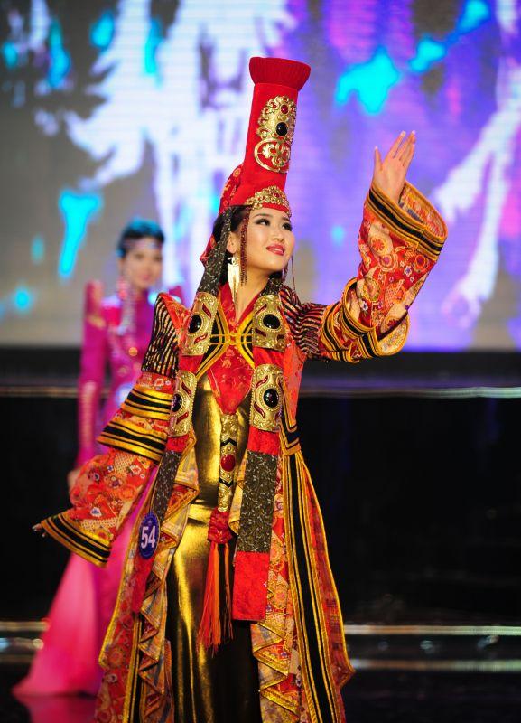 中俄蒙國際選美大賽在滿洲里落幕 - 亮麗 - 亮麗的博客