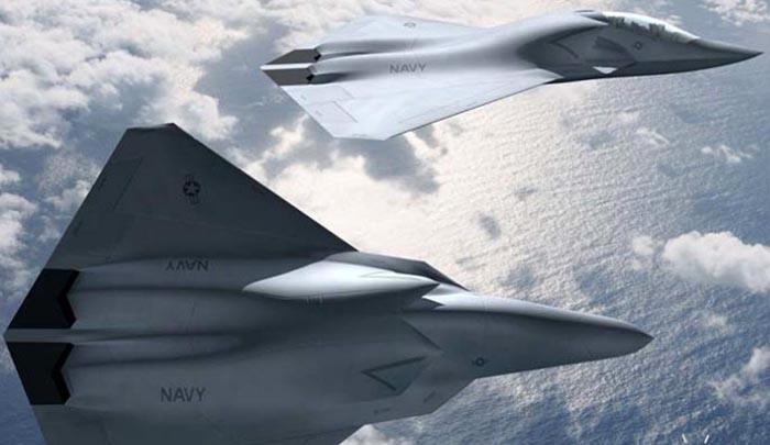 中国评论新闻:美国正研制第六代战机 作战半径