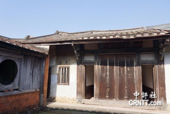 梅鹤山庄建筑院落 大户人家的规格
