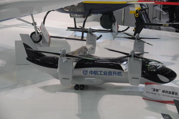 螺旋桨飞机的技术特点,而且还具有旋翼倾转过程中存在的许多技术特点.