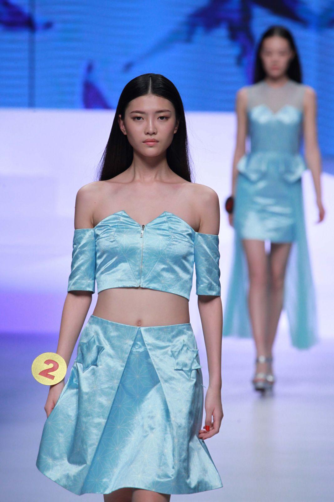 中國超模大賽落幕 北京姑娘斬獲前三甲 - 亮麗 - 亮麗的博客