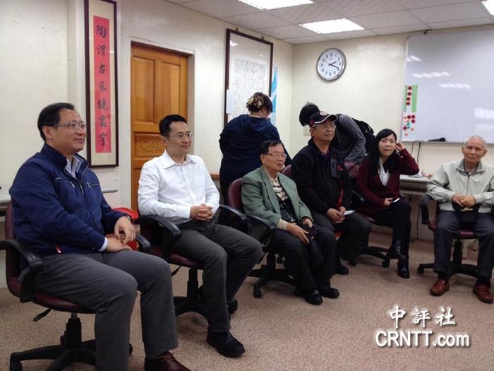 中評側寫:馬英九的發言人范姜泰基為何參選