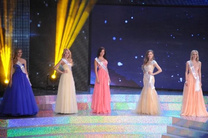 2015俄羅斯小姐總決賽在莫斯科舉行 - 亮麗 - 亮麗的博客