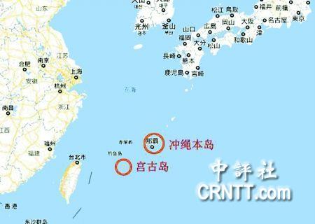 日本防卫省还计划在奄美大岛上派驻陆上自卫队