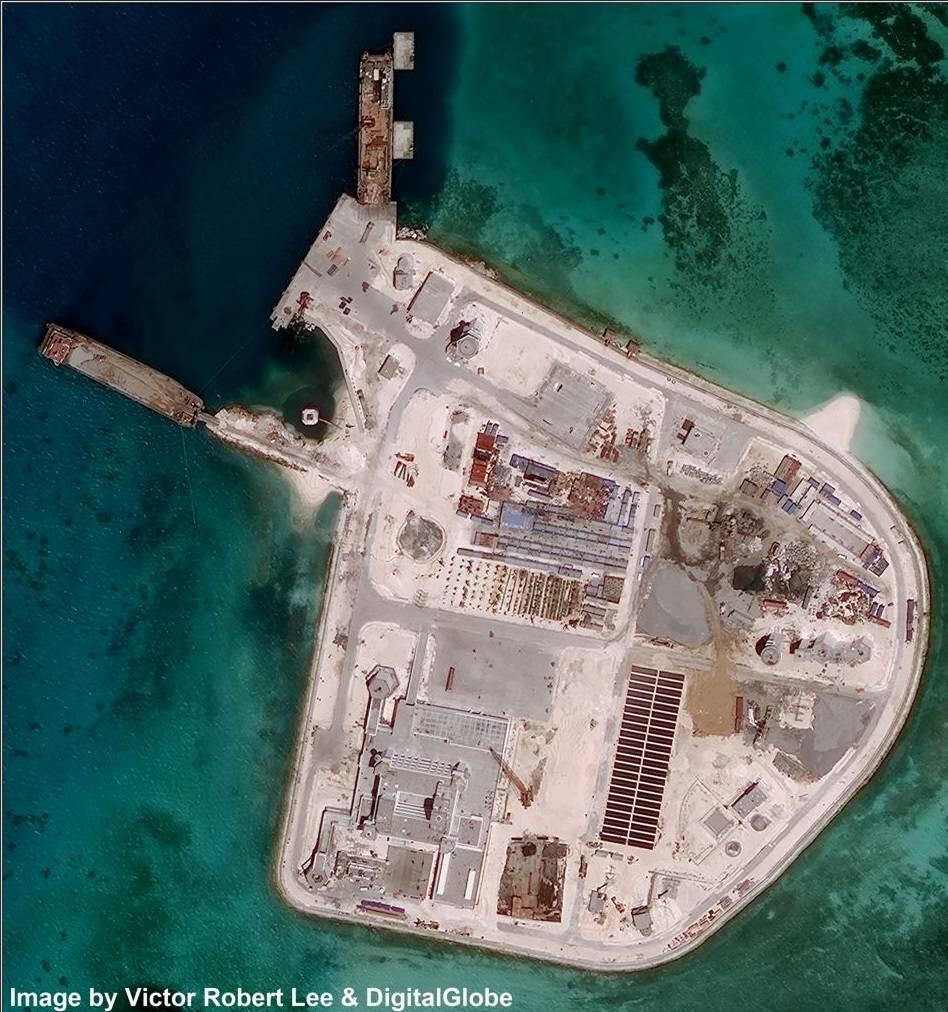 赤瓜,华阳,南薰,东门岛高清晰卫星大图