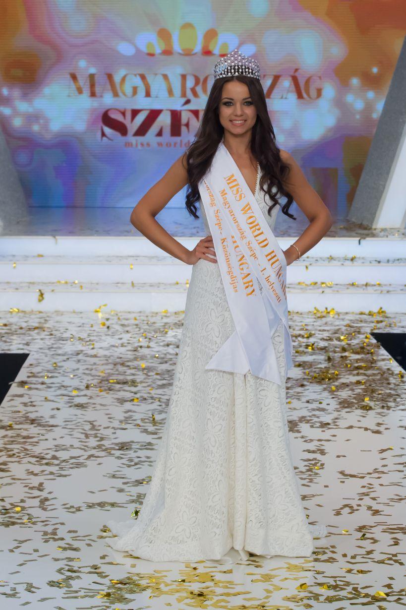 2015年匈牙利小姐出爐 - 亮麗 - 亮麗的博客