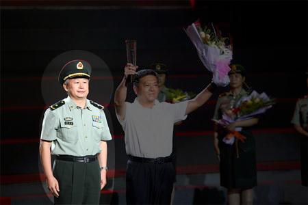 """中国评论新闻:王伟力履新河南军区""""戎装常委 ..."""