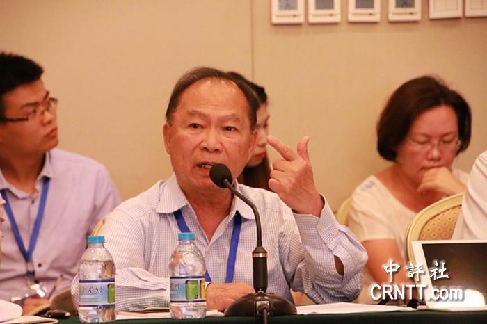 美国乔治梅森大学公共与国际关系事务学院教授阮孟雄出席第八届共同体