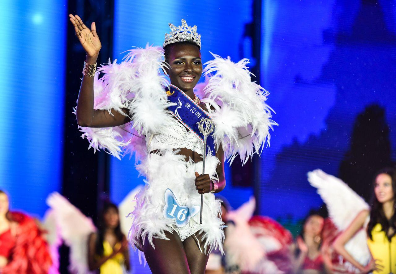 科特迪瓦小姐獲世界模特小姐總決賽冠軍 - 亮麗 - 亮麗的博客