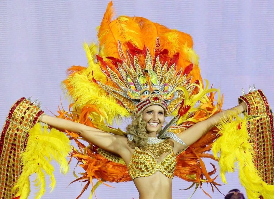 環球比基尼小姐大賽國際總決賽落幕 - 亮麗 - 亮麗的博客