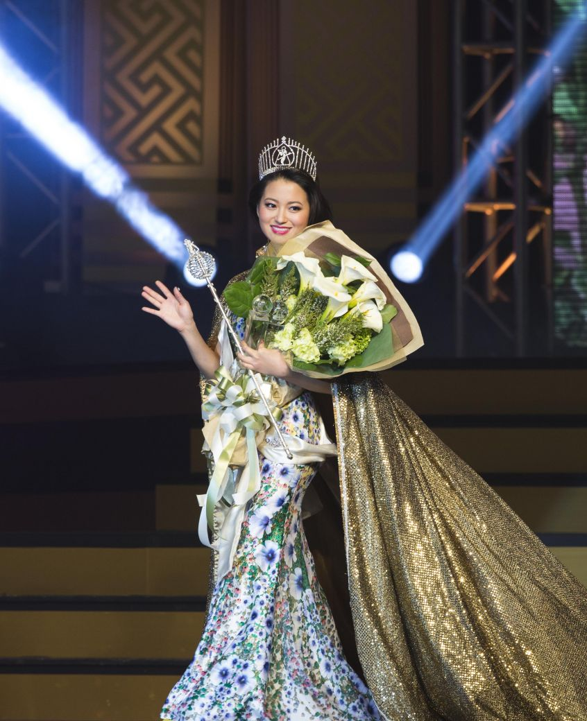 2015年多倫多華裔小姐選美冠軍出爐 - 亮麗 - 亮麗的博客