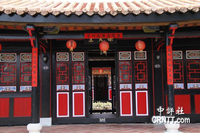 闽南式建筑与碧海蓝天搭配出了新时尚