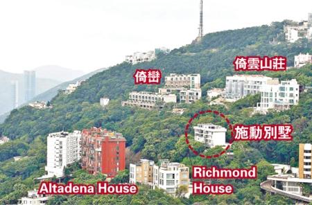 沈阳全球分层价17万别墅最高香港山顶连体图片