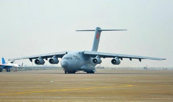 该机型由西安飞机制造厂研发