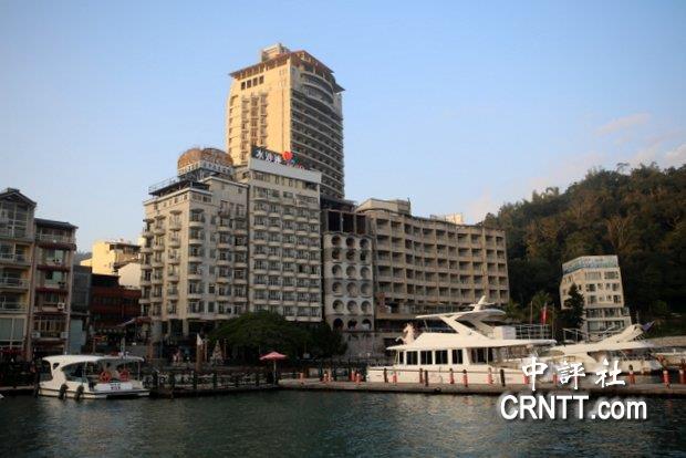 中評現場:日月潭旅館出現停建潮
