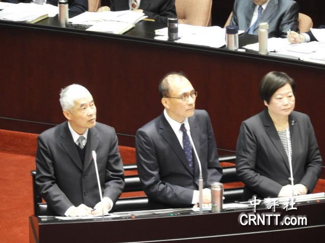 李大維:台灣對釣魚台主權沒有讓步過