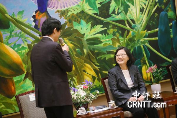 蔡召開首次原住民轉型正義委員會 回應不滿