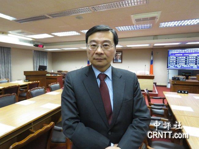 本周三審監督條例 藍委:不是要大小綠矛盾