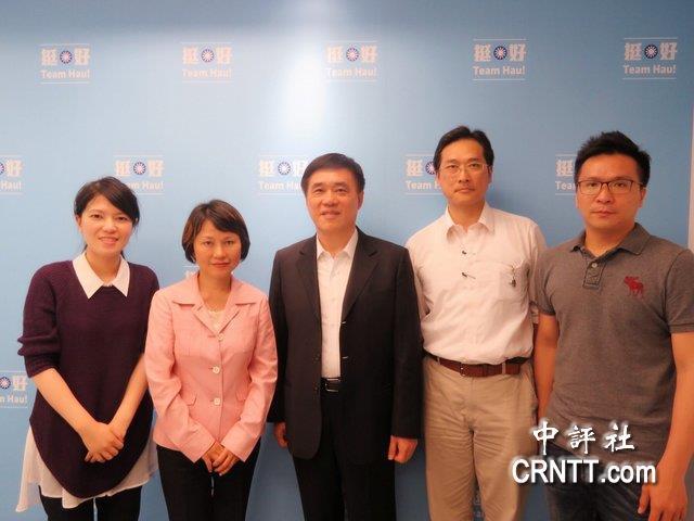 中評重磅專訪:郝龍斌談國民黨未來