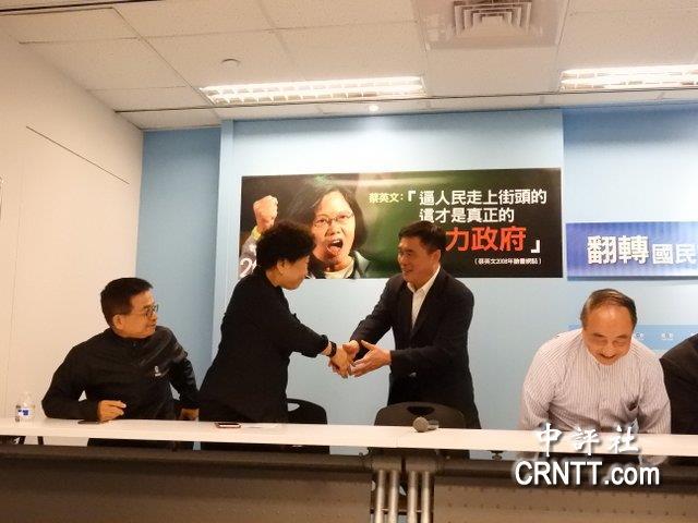 葉毓蘭:台灣最大危機在於法律看顏色