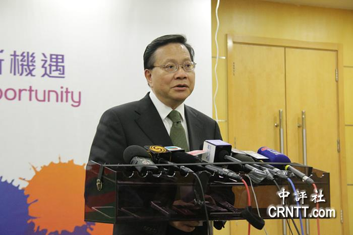 張炳良:粵港澳大灣區基建項目會有更多合作