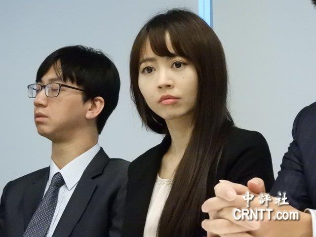 超萌!律師界林志玲義務為反年改人士辯護